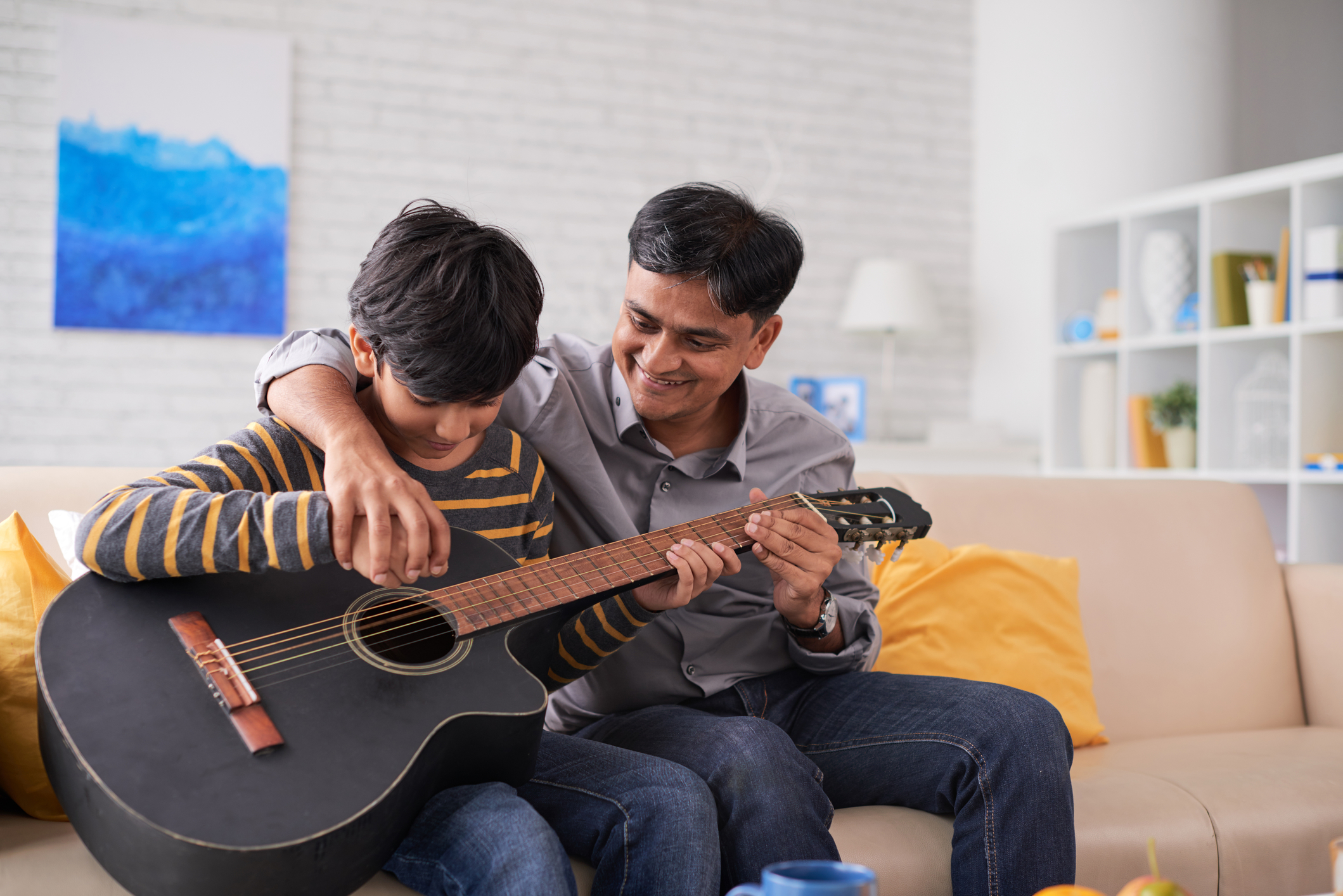 Free Guide Lg Guitar Music School Amstelveen String Tuning Diagram Get A To Teach The Basics Of Your Children